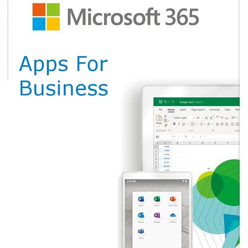 Microsoft 365 Zakelijk Apps