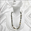 Thumbnail: Tahitian Silver Multicolor Round/Near-Round Pearl Necklace
