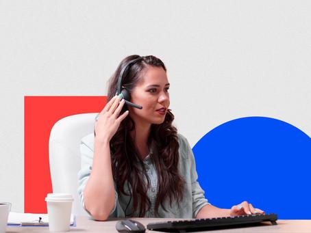 Que tipo de relacionamento a sua empresa têm com o cliente?