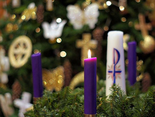 Advent Moving Forward
