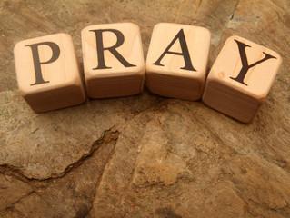 Spend Time in Prayer