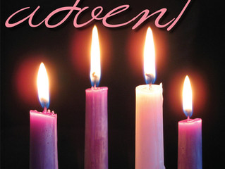 Advent is Here