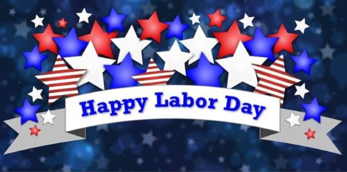 Happ Labor Day!