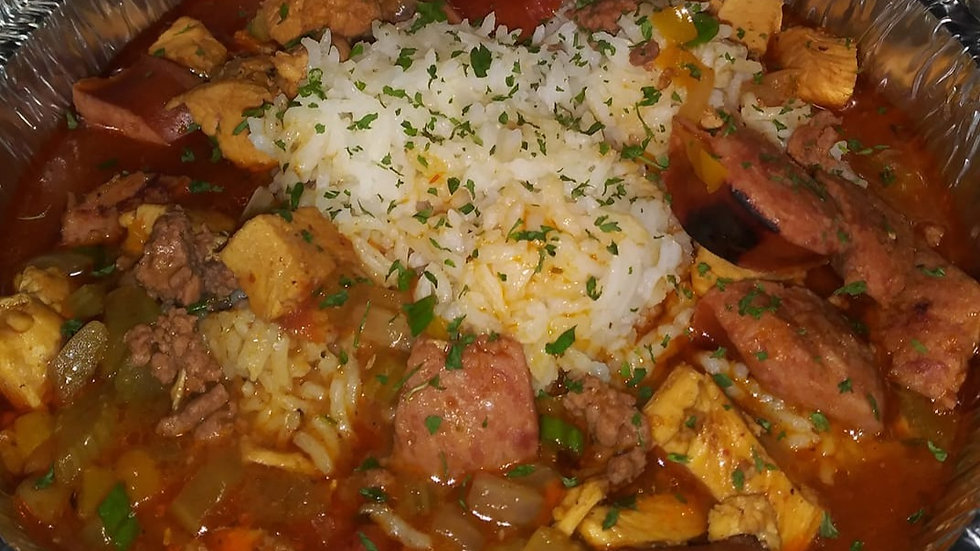 Southern Chicken and Sausage Gumbo