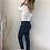 Thumbnail: Kit Tee-shirt Marion Maille ajourée écrue