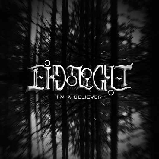 EIDOLIGHT Im a Believer Single cover cro