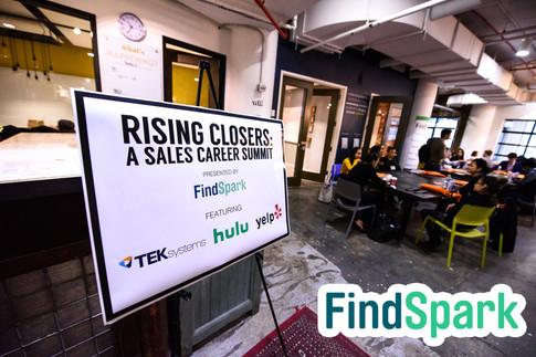 Rising Closers: A Sales Career Summit