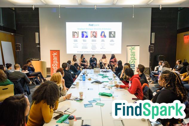 FindSpark Employer Dialogue: Diversity & Inclusion (Jan. 2019)