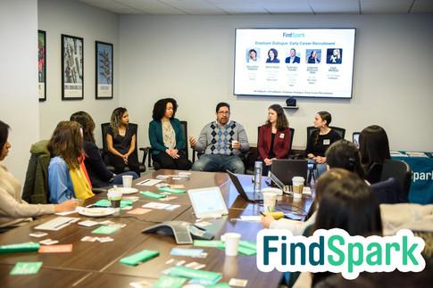 FindSpark Employer Dialogue: Early Career Recruitment (Feb. 2019)