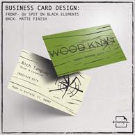 WOOD KNOT - Brand Identity