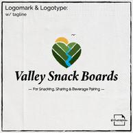 Valley Snack Boards - Bran Identity