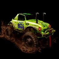 Dirty Lil Mud Bug Racing - Brand Identity