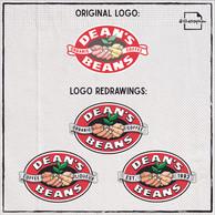 Dean's Beans - Rebranding