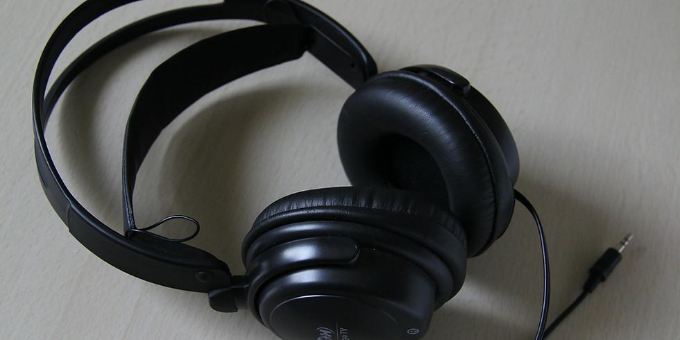 Wireless headphones (prefer not ear bud style)