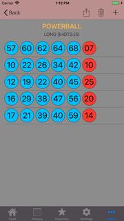 Pool Numbers