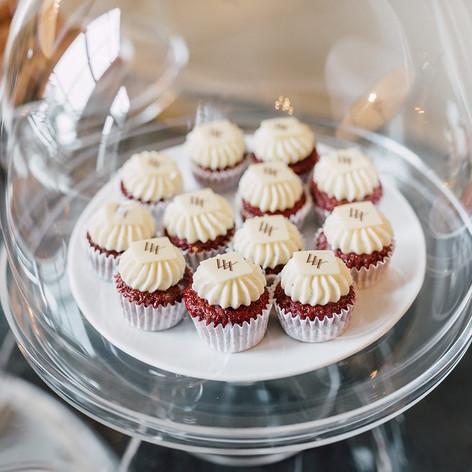 Waldorf Astoria Amsterdam Red Velvet Cupcakes