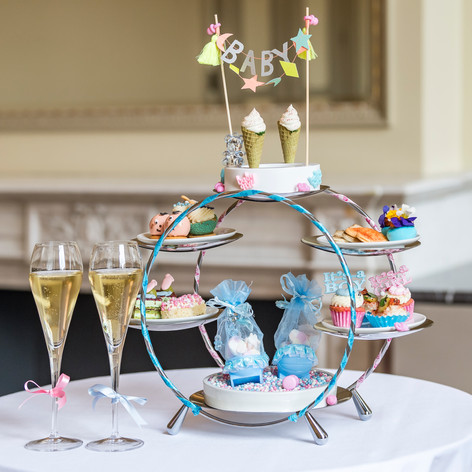 Baby Shower Afternoon Tea