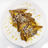 Nuts of Honey French Toast