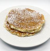 Half Stack Pancakes