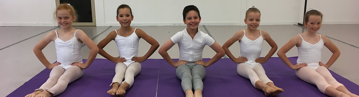 Glenbrook Ballet Theatre Ballet Kids