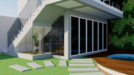 Projeto Arquitetônico Quiosque