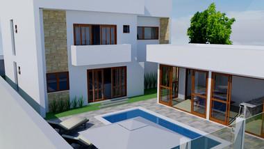 Projeto Arquitetônico Residencial Gabriela e Maurício