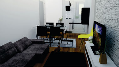 Projeto arquitetura de Interiores