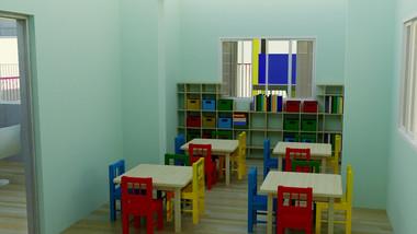 Projeto Arquitetônico Institucional