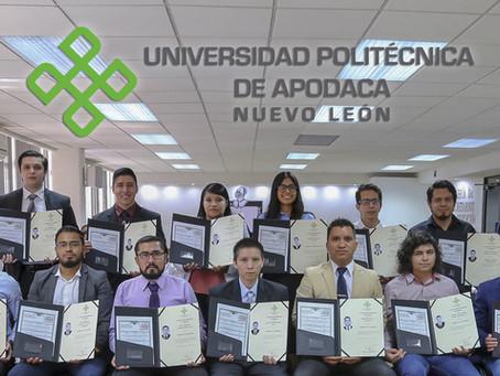 Ceremonia de entrega de títulos y cédulas profesionales.