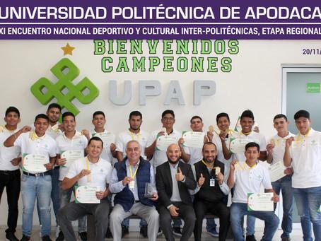 Bienvenidos Campeones