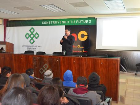 """Conferencia """"Técnica para Estimar Tareas de Desarrollo de Software"""""""