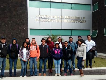 Visita al Centro para el Desarrollo de la Industria del Software (CDIS)