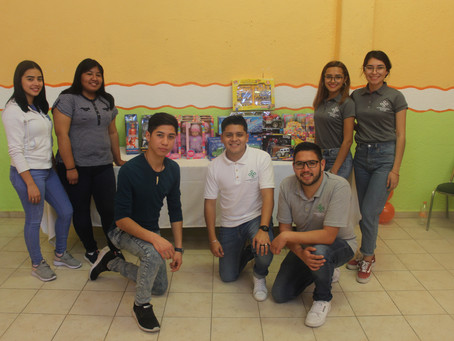 9º Programa de Responsabilidad Social - Entrega de Donación al DIF Apodaca