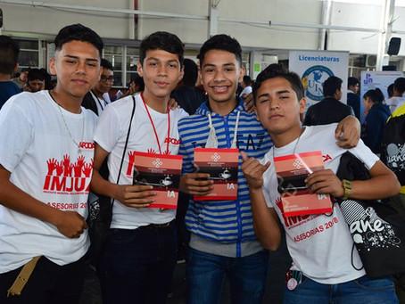 Primer Feria de Becas y Ofertas Educativas IMJUA