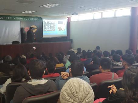 """Conferencia """"Diseño de Elementos Nano-Fotónicos"""""""