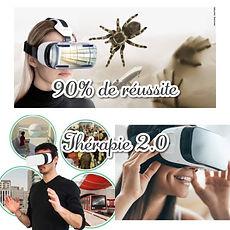 thérapie par réalité virtuel
