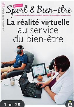article la réalité virtuelle au service du bien être