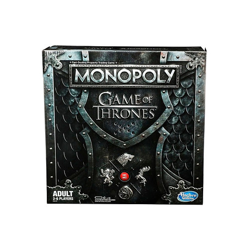 Monopoly Game of Thrones (Hasbro Gaming)