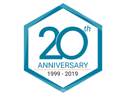 Ohio Lumex 20th Anniversary Logo