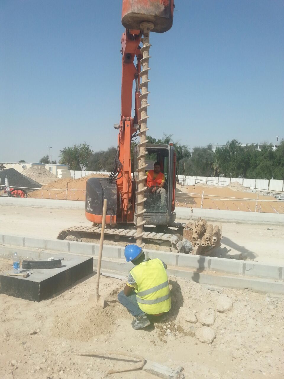 Borehole Drilling