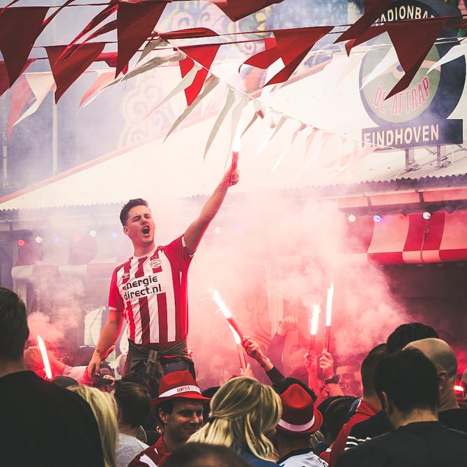 PSV landskampioen 2017-2018