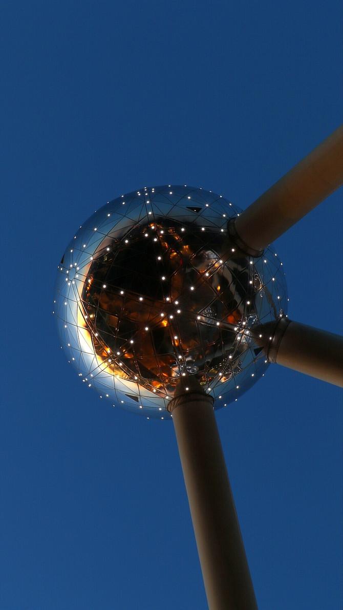 Atomium visit