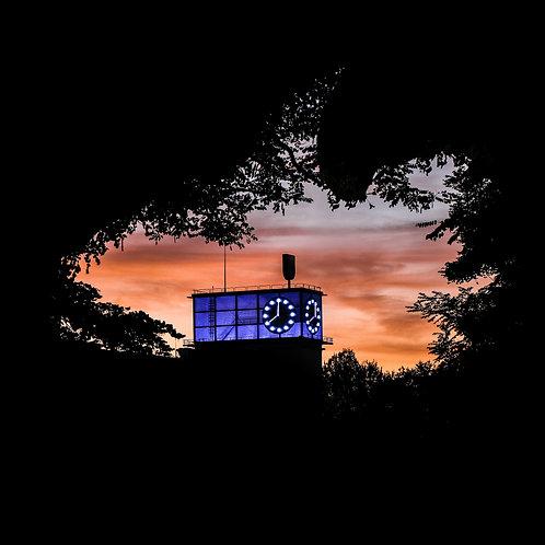 Summer Evening Klokgebouw