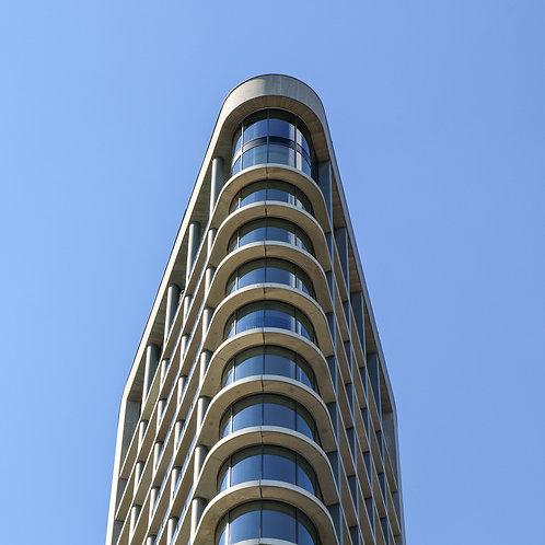 Vesteda Tower Blue