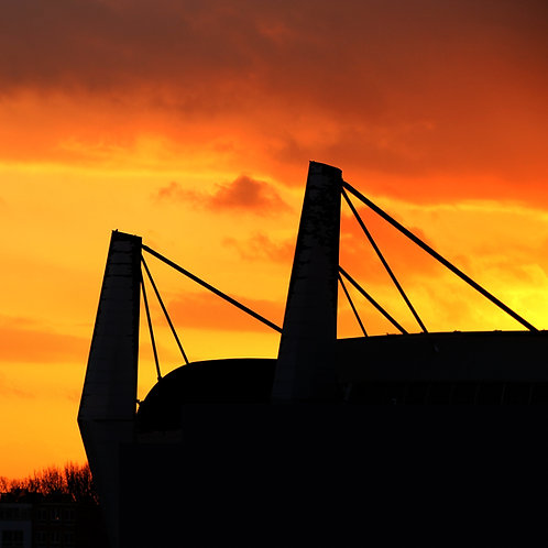 PSV stadium glow