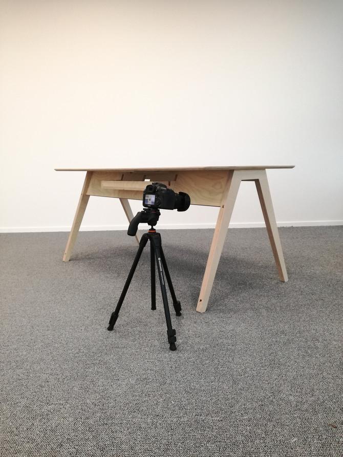 Product photoshoot for Anathema Design