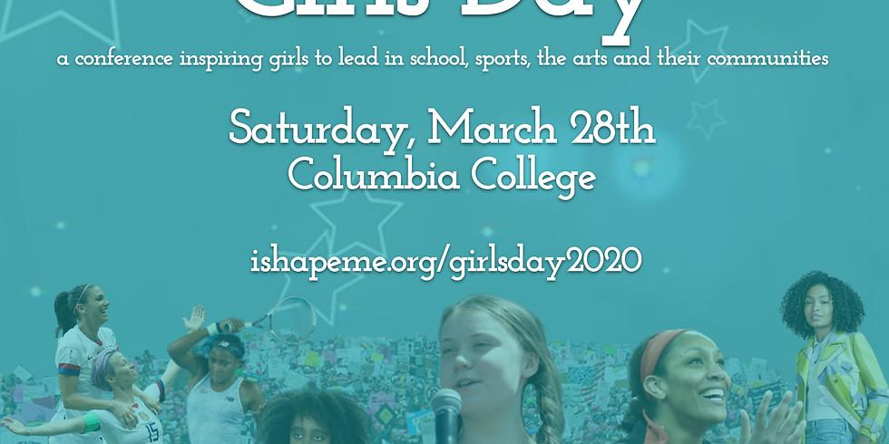 iShapeMe Girls Day 2020