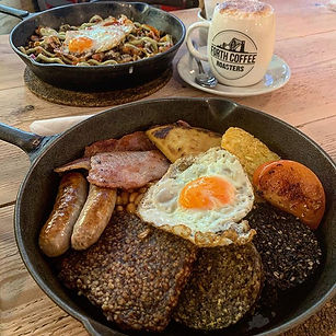 Skillet Sunday!!!!! - One of Edinburgh's