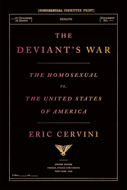 The Deviant's War by Eric Cervini