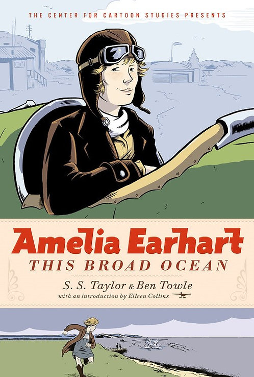Amelia Earhart by S. S. Taylor, Ben Towle